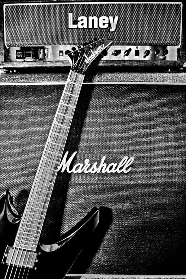 guitars music jackson marshall laney
