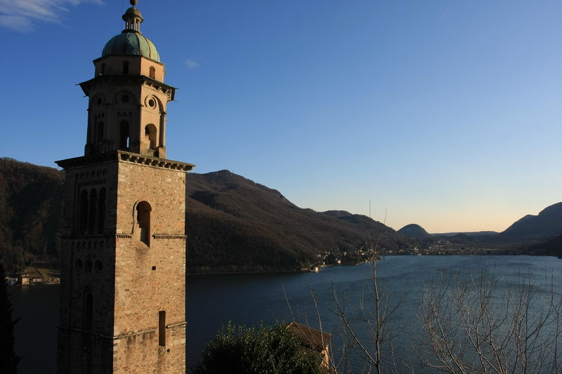 Lake Lugano Morcote