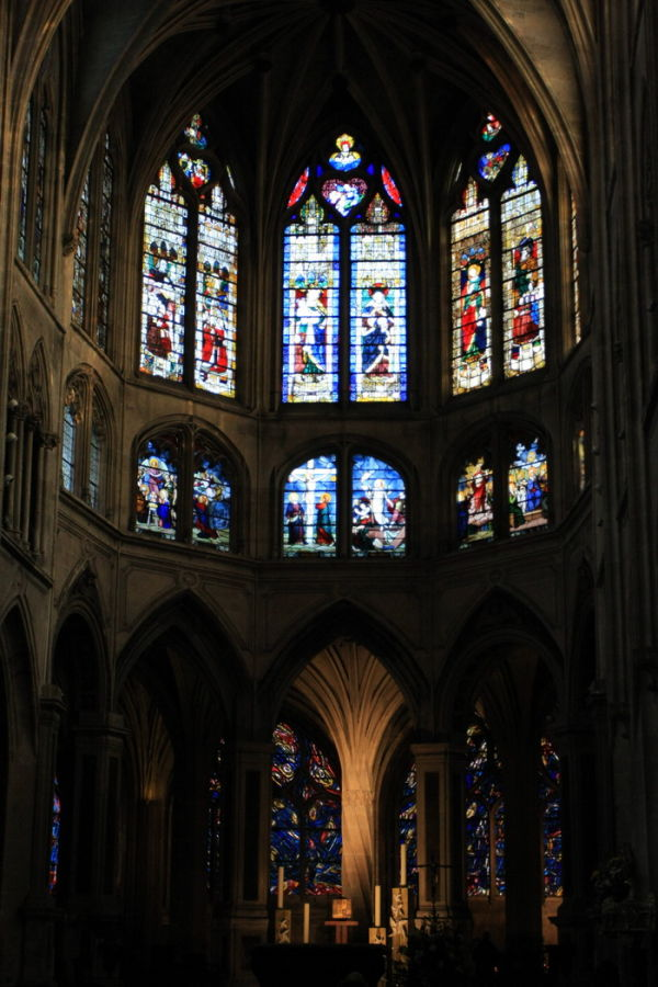Église Saint-Séverin
