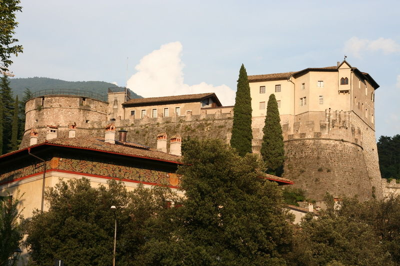 Rovereto Castle
