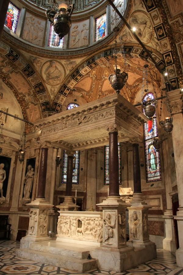 San Giovanni Battista Cattedrale San Lorenzo