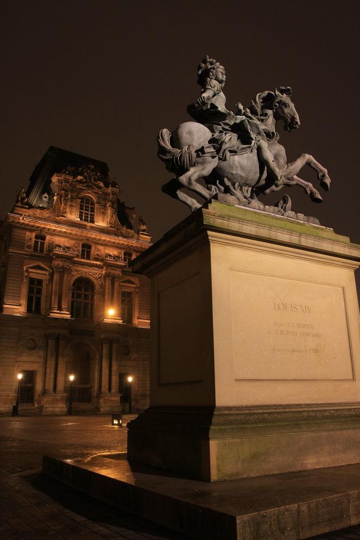 Louvre Louis XIV