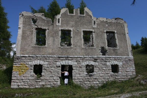 Ex Caserma Forte delle Somme