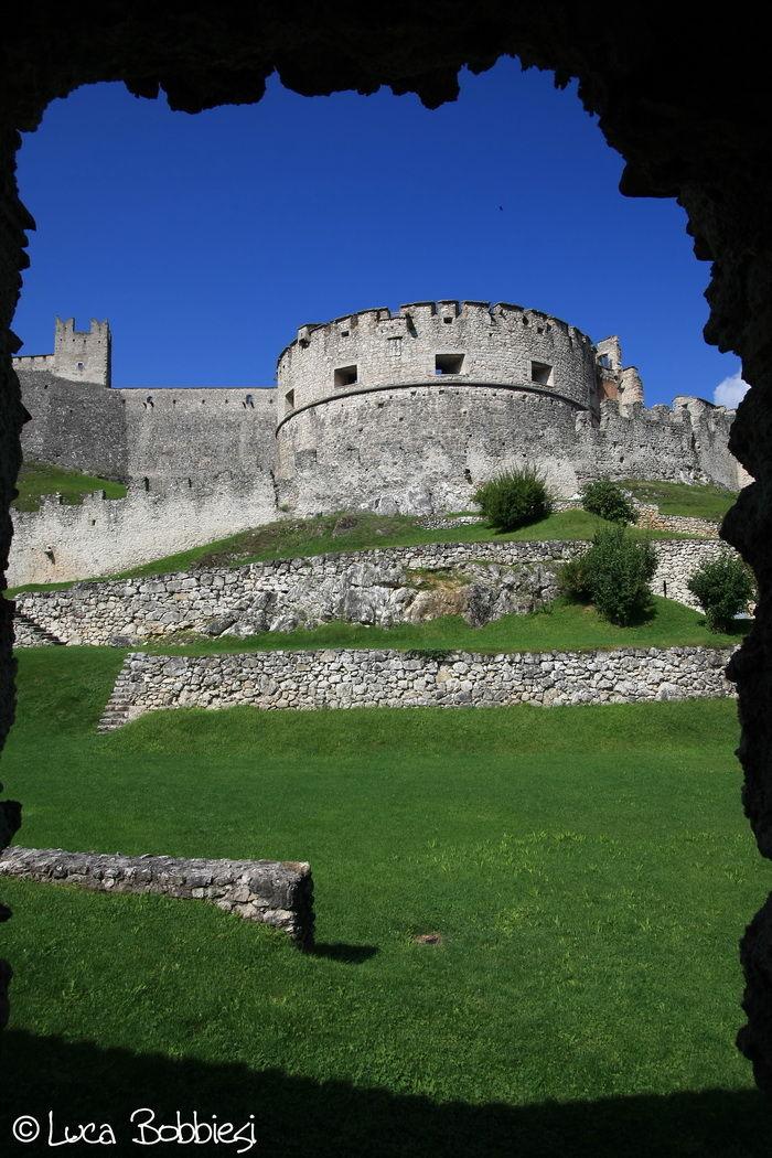 Castel Beseno - Bastione Nord