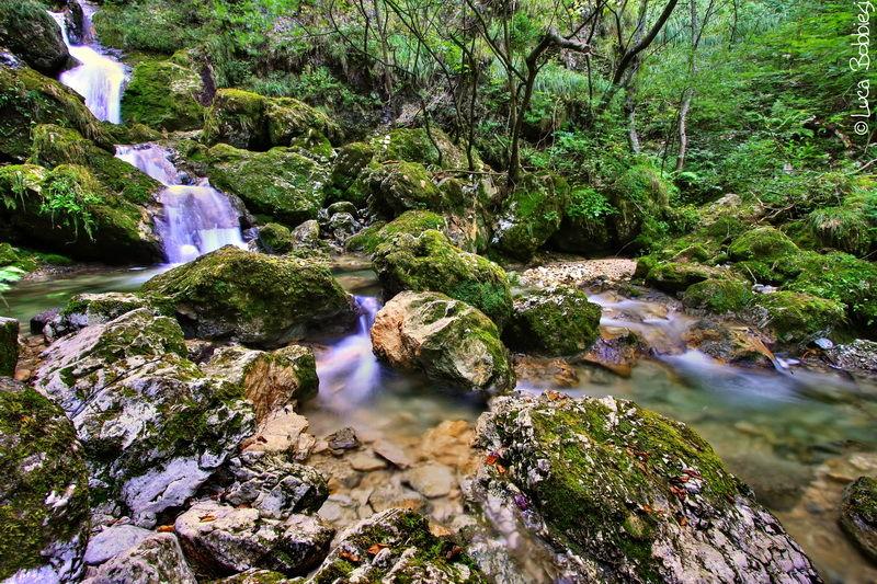 Cascata del Vallimpach #2