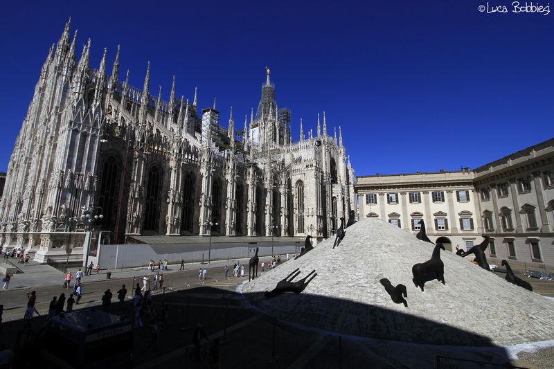 Piramide di Sale e Duomo