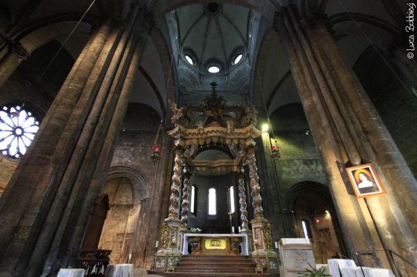 Altare della Cattedrale di San Vigilio