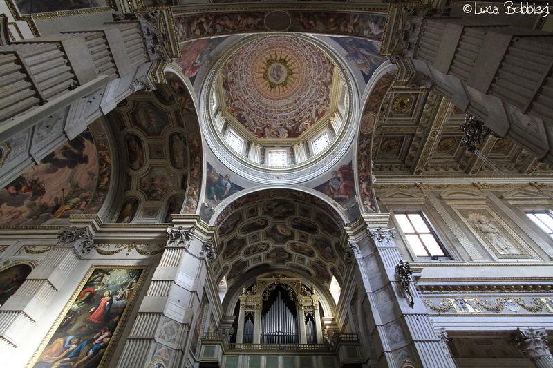 Prospettive nella Cattedrale di San Pietro