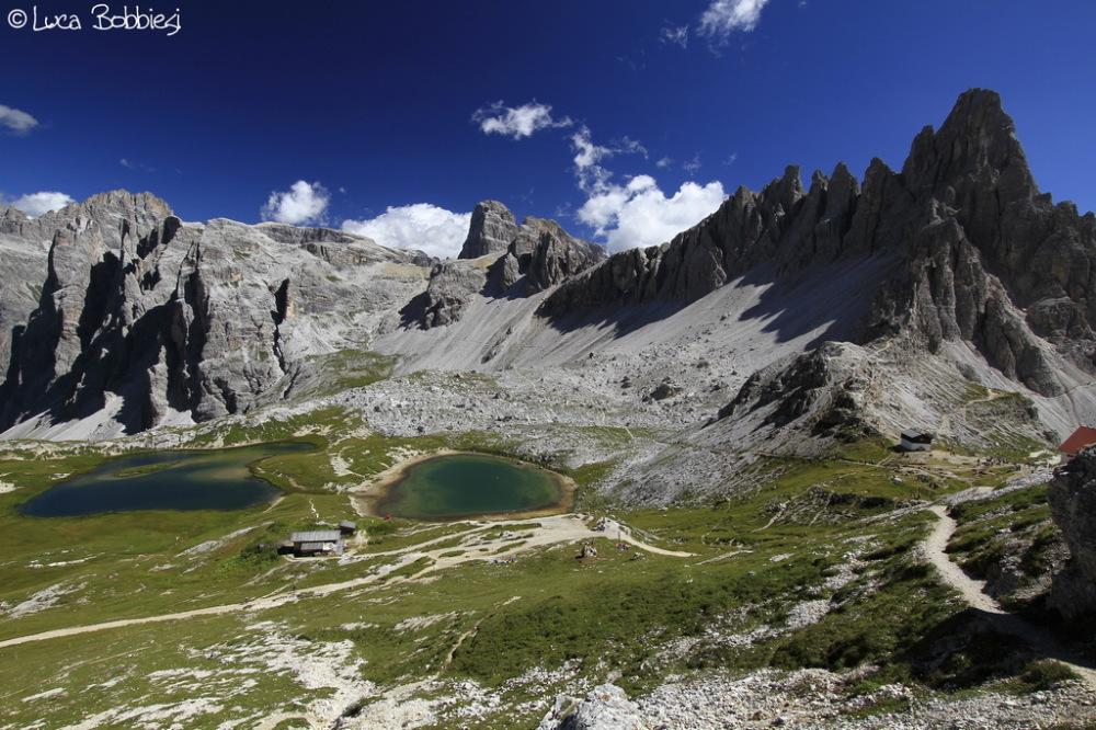 Monte Paterno e Laghi dei Piani