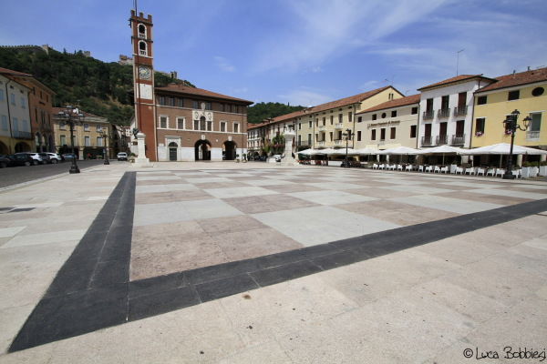 Marostica - Piazza Castello