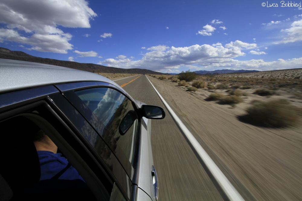 Drivin' Fast