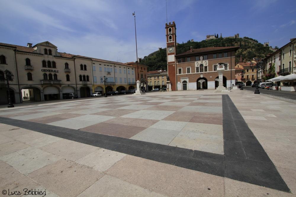 Marostica - Piazza Castello #2
