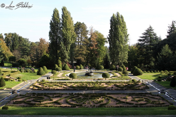 Giardini di Villa Toeplitz