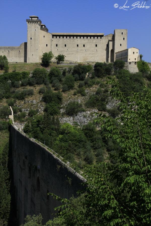 Ponte delle Torri e Rocca Albornoziana