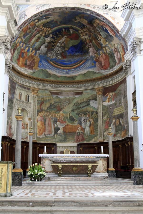 Duomo di Spoleto - Altare