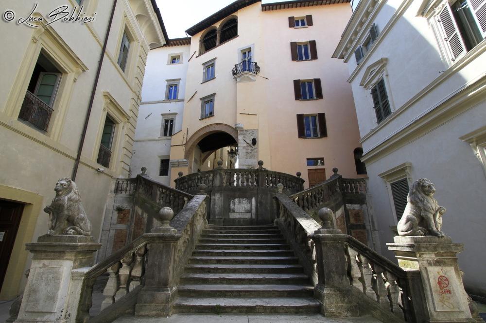 Spoleto Via Fonte Secca