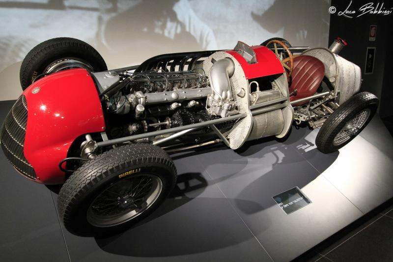 Alfa GP Tipo 159 Alfetta Chassis