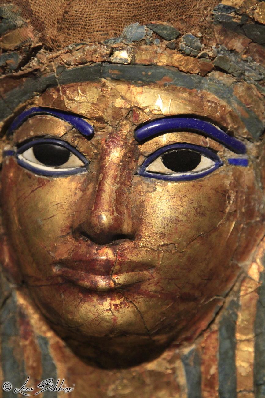 Maschera Funeraria di Merit