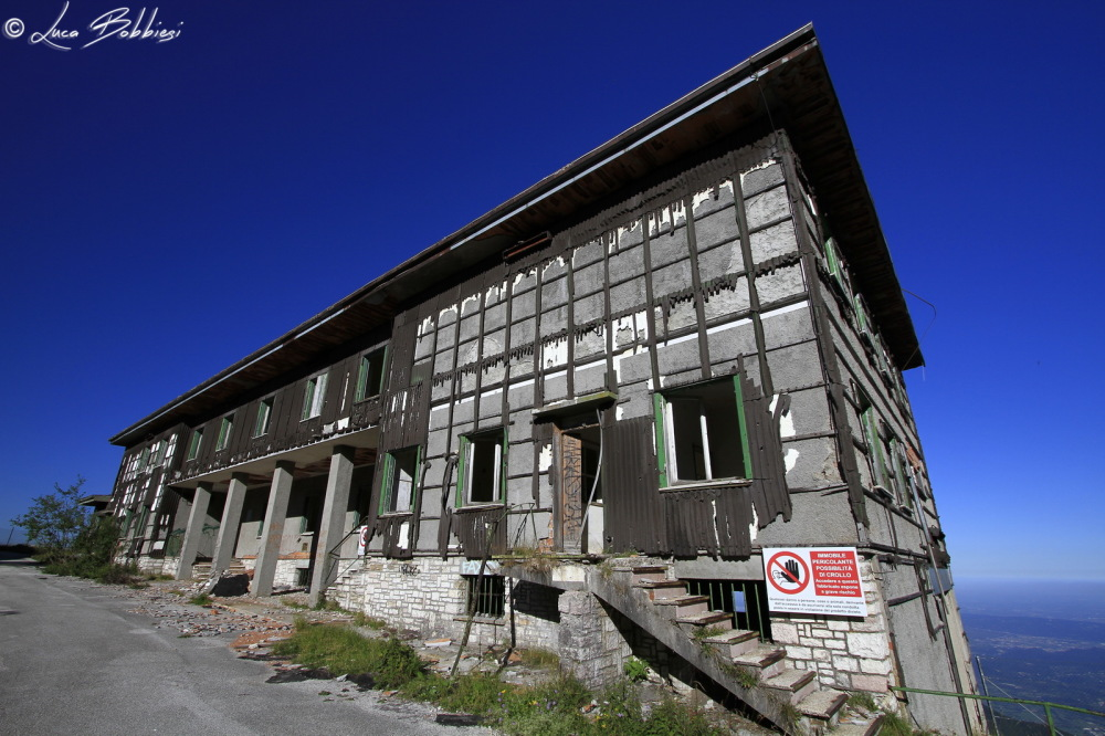 Ex Base NATO Monte Grappa