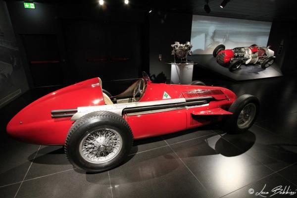 Alfa GP Tipo 159 Alfetta