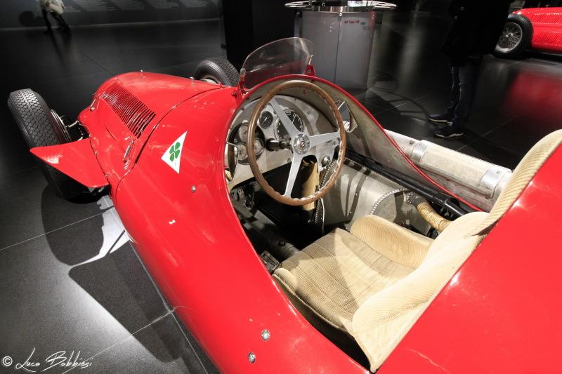 Inside a Vintage Racing Car