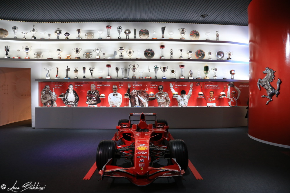 Ferrari Hall Of Glory