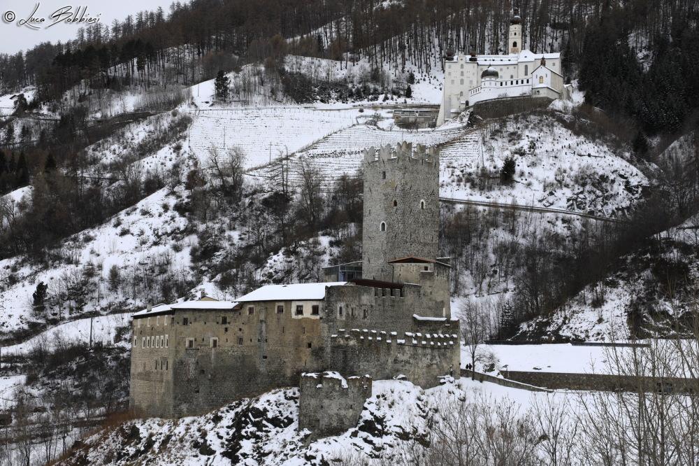 Castel Principe e Abbazia di Monte Maria