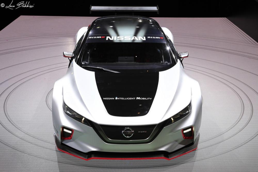 Nissan Nismo Leaf RC