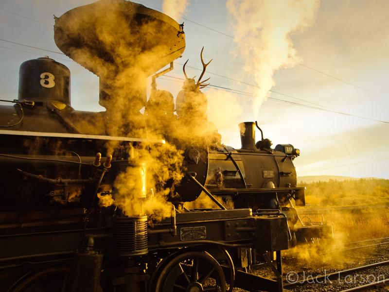 Sumpter Railroad
