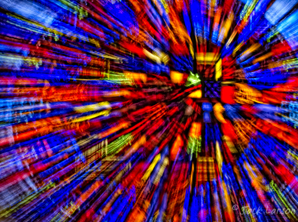 Stained Glass Zoom