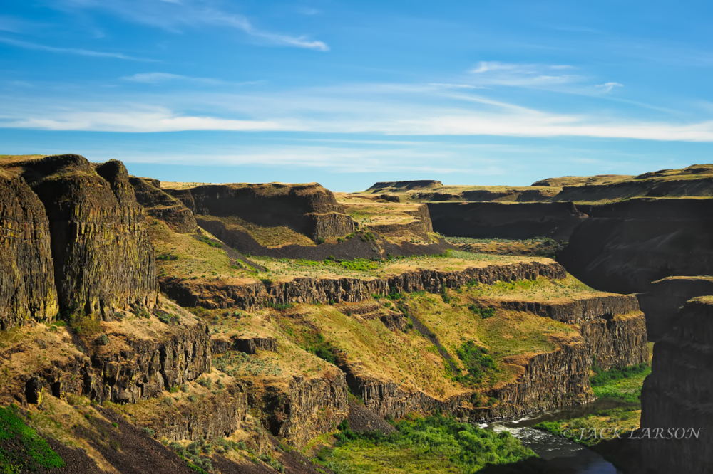 Palouse Canyon