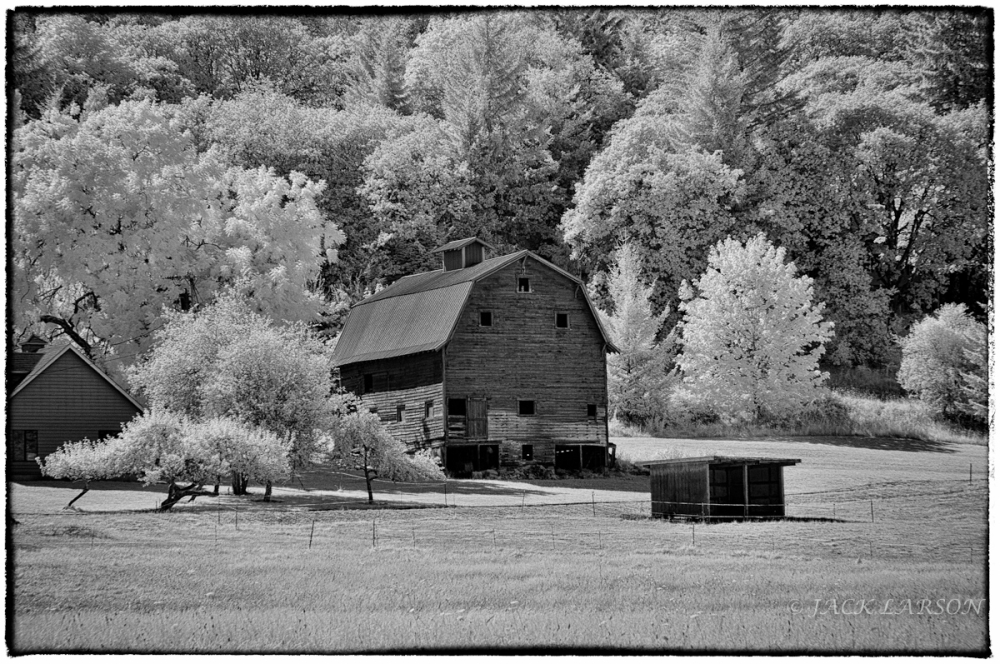 Bald Hill Barn #2