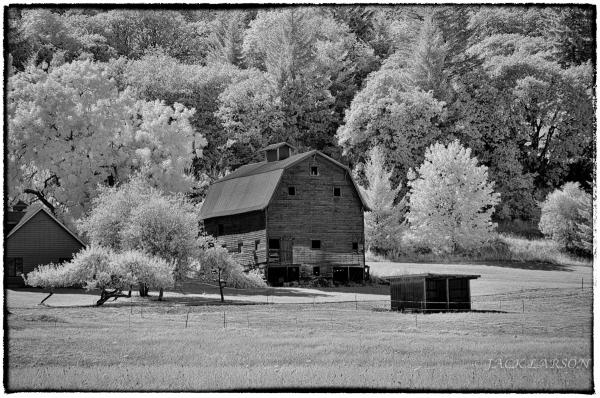 Bald Hill Barn #2