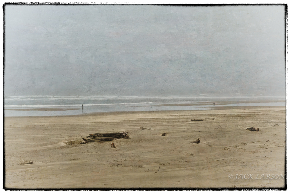 Waldport Beach
