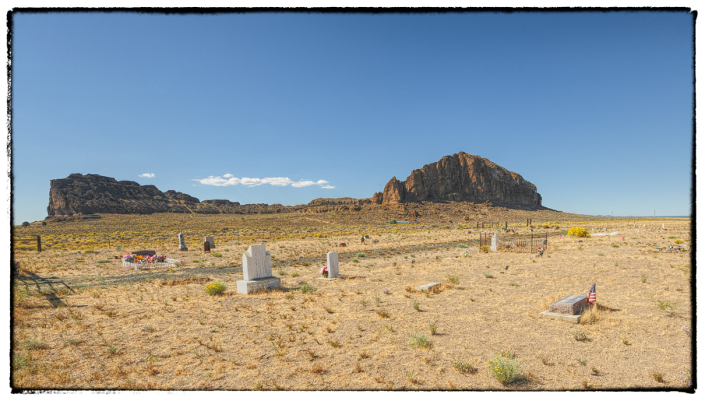Ft Rock Cemetery