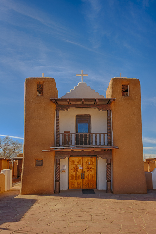 Pueblo Church