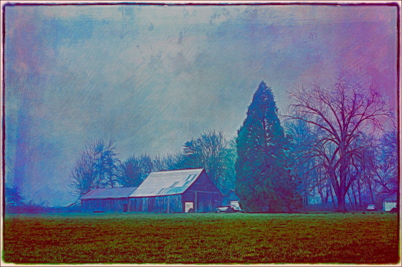Fog in the Country (textures)