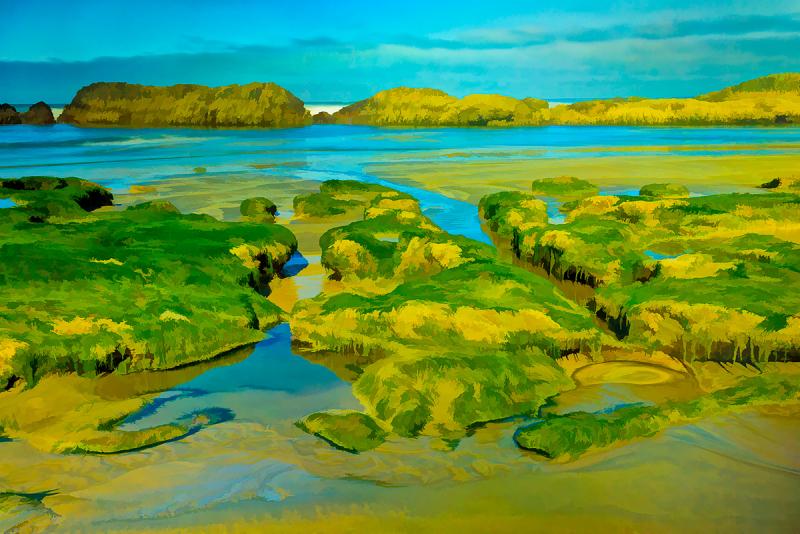 Seaweed (Topaz BuzSim)