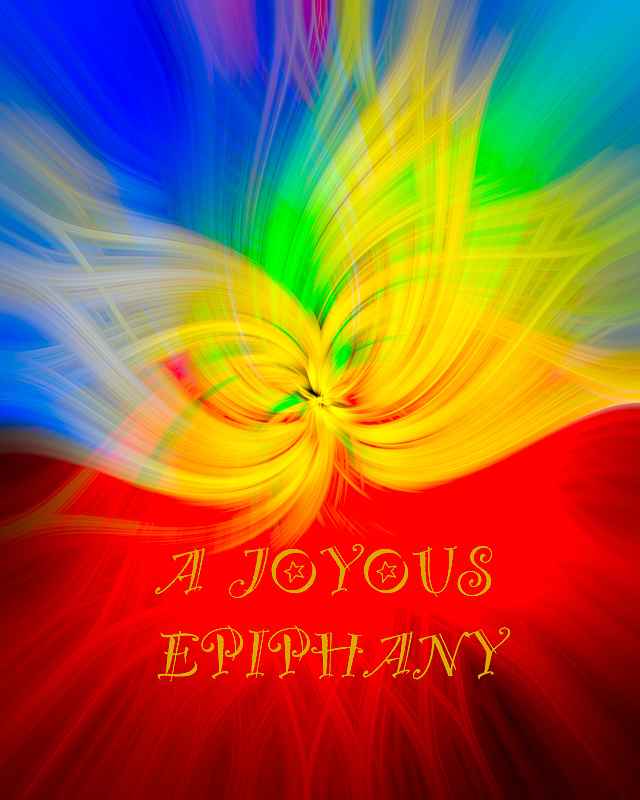 A Joyous Epiphany