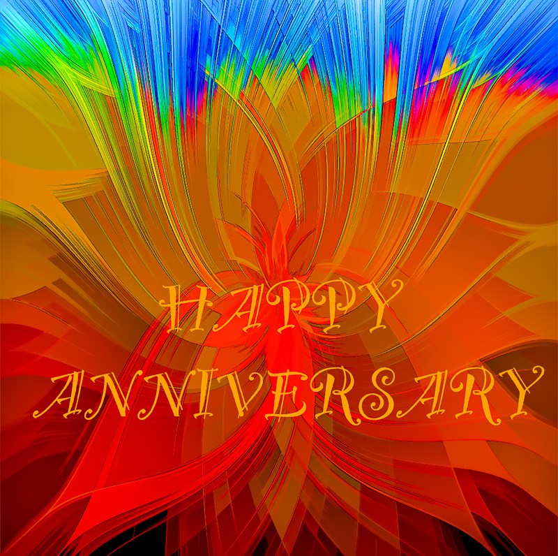 Today is Our Anniversary