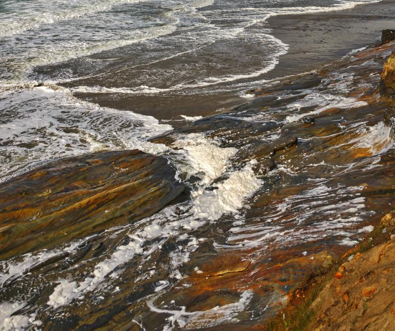 Ocean Abstract #2