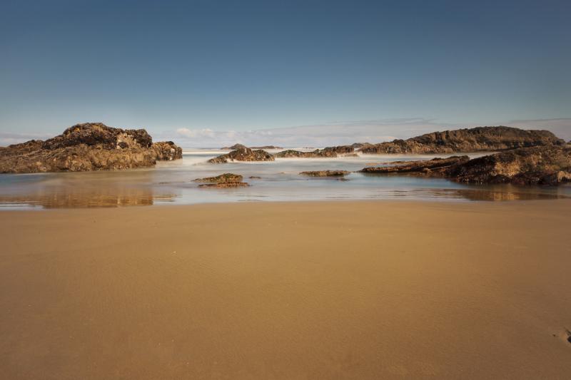Low Tide Slow Shutter #3