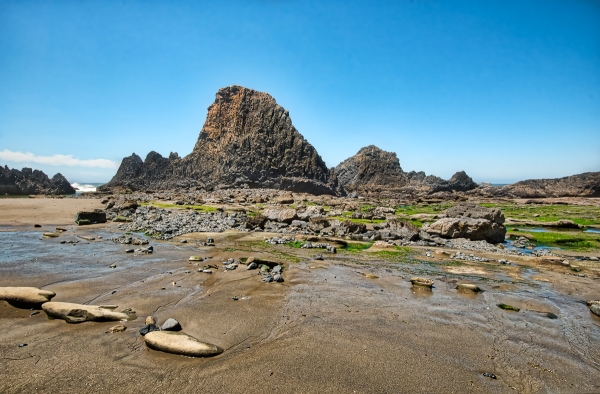 """North Seal Rock"""