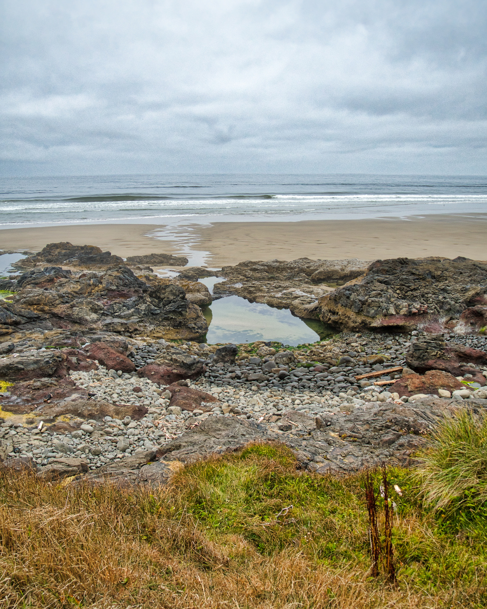"""""""Early Morning South of Yachats"""""""
