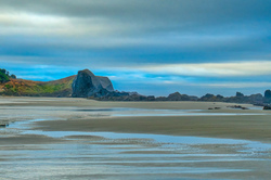 """""""North Seal Rock Early in the Morning"""""""