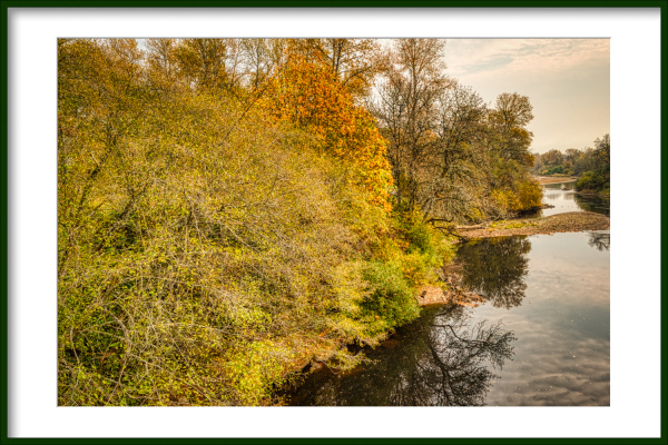 """""""Marys River in Late Autumn"""""""