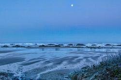 """""""Quail Street Beach, Pre-sunrise"""""""