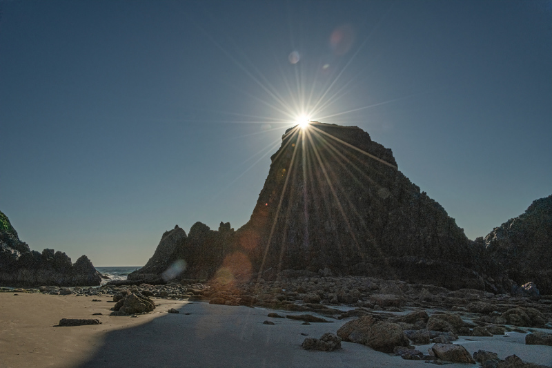 """Rock Sunburst"""
