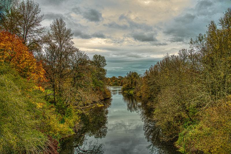 """Marys River (Trek Day )"""