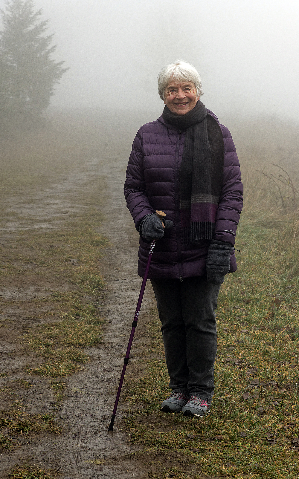 """""""Ellie in Dense Fog"""""""